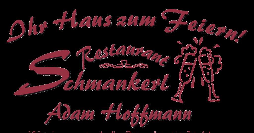 Schmankerl Logo Wirt Schwanenstadt Restaurant Ihr Haus zum Feiern